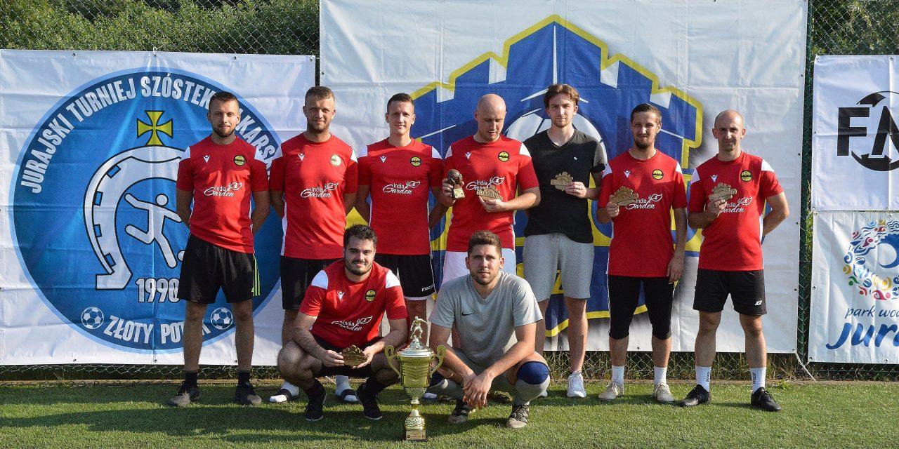 """FC UNDER FOREST ZWYCIĘZCĄ TURNIEJU """"JURA CUP"""""""