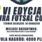 VI EDYCJA JURA FUTSAL CUP – ZAPISZ DRUŻYNĘ !!!