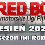 LIGA RED BOX – POWOLI RUSZAMY, ALE ZAPISY TRWAJĄ!